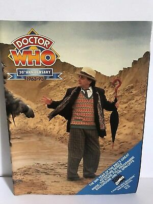 Doctor Who - 30th Anniversary Magazine 1963-1993 Winter Special