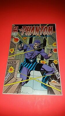 DC The Phantom #2! (1989) NM/Mint