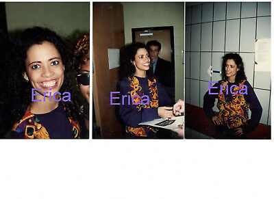 Erica Gimpel Fame Er Profiler Actress Set Of 5 Photos Lot Candid