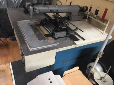 Brother BAS -361 Profile L Electronic industrial sewing machine Juki Consew