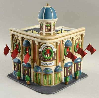 Dept 56 Collectible Heritage Village Christmas in the City - Hollydale's Store