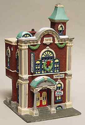 Dept 56 Collectible Heritage Village Christmas in the City - Theater