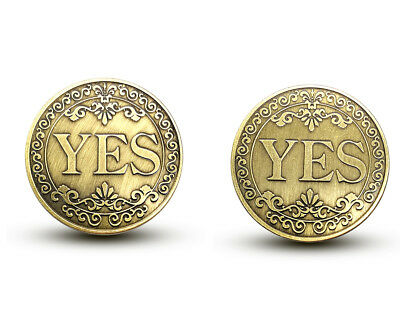 Coin decision theory commemorative coin both side are same pattern YES or YES