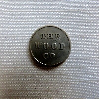 The Wood Co. unattributed trade token