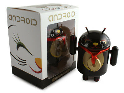 ANDROID MINI FIGURE GREEN STANDARD VERSION ANDREW BELL DYZPLASTIC