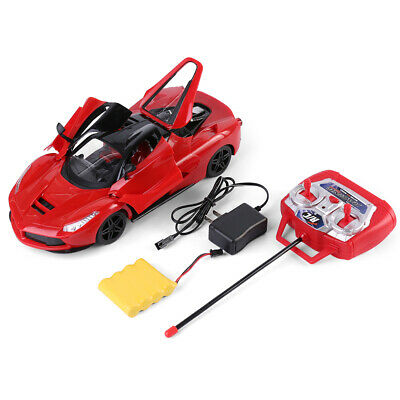 1:14 Remote Control Racer Lamborghini Model Car Childrens Kids Toy Xmas Gift Red