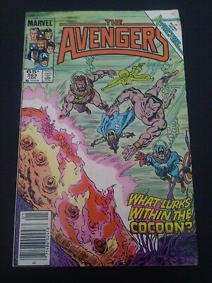 The Avengers #263 (Jan 1986, Marvel)