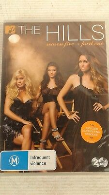 The Hills : Season 5 : Part 1 (DVD, 2010) TV SERIES NEW & SEALED