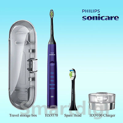 Philips Sonicare DiamondClean Sonic electric toothbrush HX9370 Amethyst w/o pack