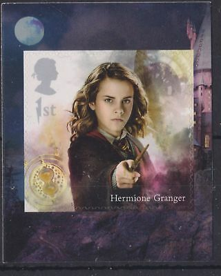 z2319) Great Britain 2018. MNH. SG tba From PM64 Hermione Granger
