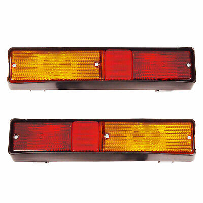 Set Rear Combination Light For Massey Ferguson Cobo Landini Tractors