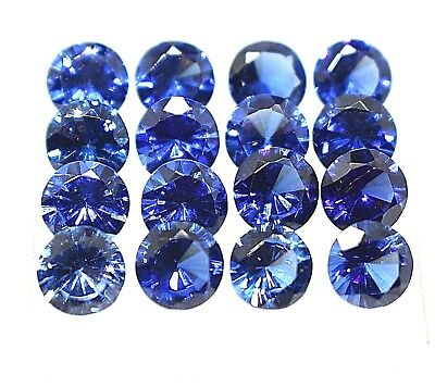 Christmas Offer 100Ct Ggl Certified Cut Natural Blue Sapphire Lustrous Lot Gems