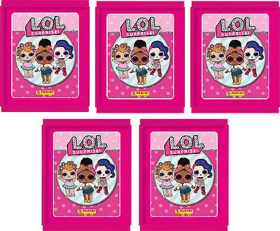 Figurina-Sticker n LOL SURPRISE let/'s be friends Panini 2019 165 -New