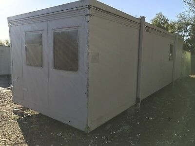 32x10 Office Canteen,Portable Building,hire,site office,cabin,portable office,