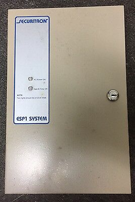 Securitron Eagle Security Products Esp1 Access Control Panel Nos
