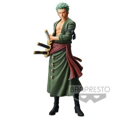 One Piece Zoro Grandista The Grandline Men Banpresto New.