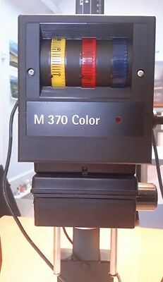 Durst M370 enlarger with rokkor lens. Excellent condition . With photo masker.