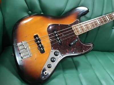 Fender 1971 Jazz Bass With Hard Case