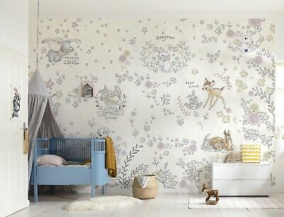 Wallpaper For Baby Bedroom Winnie The Pooh Disney Wall Mural