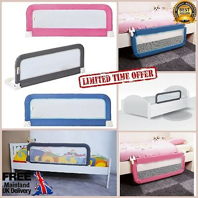 Child Toddler Bed Safety Portable Bed Rail Sleep Guard Infant Kids Protection