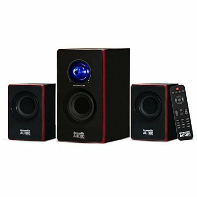 Bluetooth Speaker System With Subwoofer Wireless Stereo Home Theater For TV PC