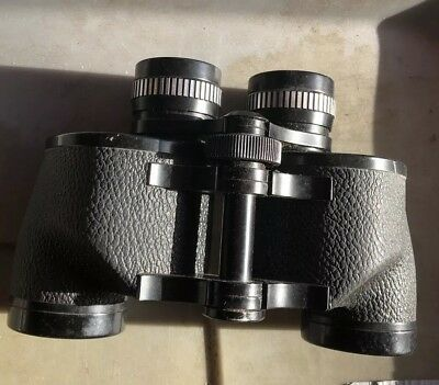 Vintage SWIFT Sport king Binoculars 7x35 Beautiful Condition With Leather Case