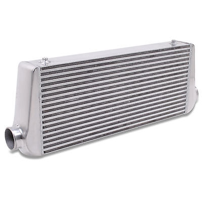 "3"" 76mm ALUMINIUM XL 700x295x100mm KIT TRACK CAR FRONT MOUNT INTERCOOLER FMIC"