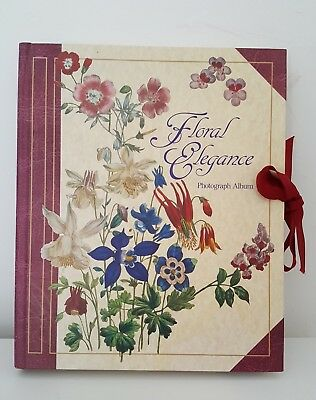 Waverley Floral Elegance Photo Album. Excellent present idea.