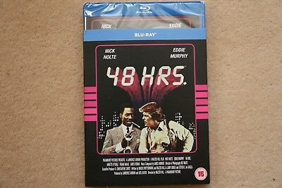 Blu Ray 48 Hours       Brand New Sealed Uk Stock