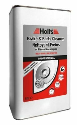 1 x 5L Holts Brake Parts Clutch Cleaner Professional  5 Litre 100% pure solvent