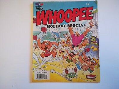 Whoopee! Holiday Special not sure of year 1991?