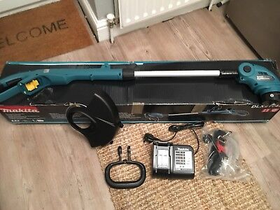 Makita Lithium Ion Cordless Grass Line Trimmer