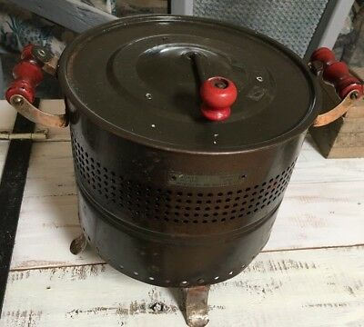 Vintage Montgomery Ward Electric Popcorn Popper