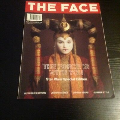 The Face Magazine Issue 30 - Star Wars Special Edition -July 1999