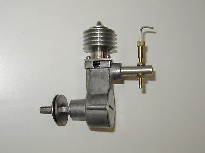Deezil Original RARE Diesel Antique Vintage Model Airplane Engine
