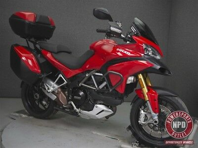 2011 Ducati MTS1200S MULTISTRADA 1200 S TOURING  2011 Ducati MTS1200S MULTISTRADA 1200 S TOURING Used