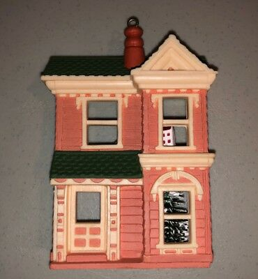 Hallmark Ornament Nostalgic Houses And Shops ~First In Series (1984) ~ No Box