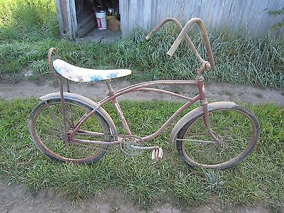 Antique Vintage Rollfast Bicycle 1960s