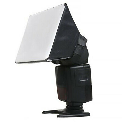 30x27cm Utility Softbox Diffuser For Studio Camera Flash Speedlite Speedlight UK