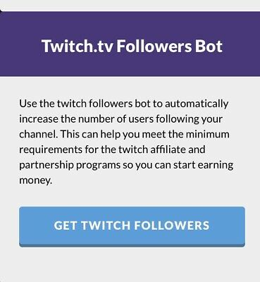 100 Twitch Followers - 100% Safe - Fortnite - Stream Affiliate - Game - Gaming