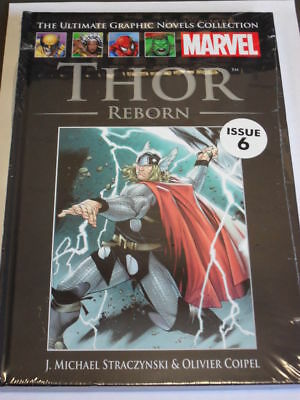 The ultimate graphic novels collection Thor reborn