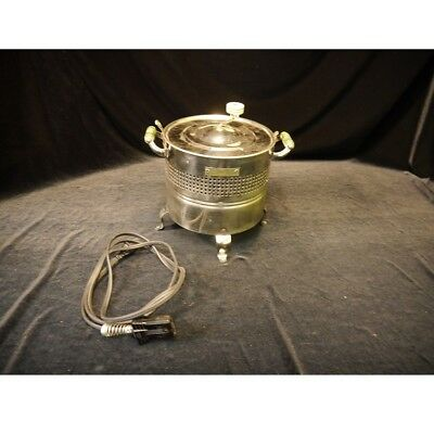1920's Dominion Electric Popcorn Popper With Cord!