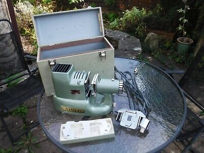 RARE Working Vintage EikiSlide Projector - Stunning Condition - Made in Japan