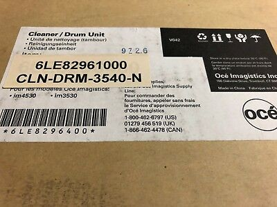 NEW Toshiba Drum Cleaning Unit 6LE82961000 CLN-DRUM-3540-N