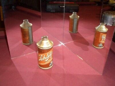 Schlitz the Beer (Vitamin - D) Cone Top Can in Very Good Condition