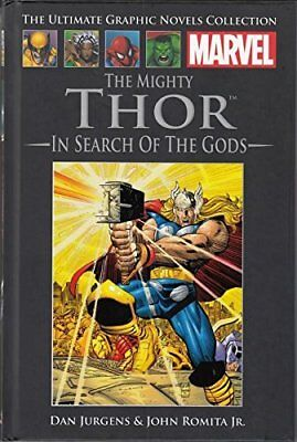 Marvel the ultimate graphic novels collection mighty Thor in search of the gods