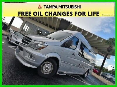 2015 Mercedes-Benz Sprinter Sprinter 3500 ~~  High Roof ~~ Fully Loaded  ~~ 2015 Sprinter 3500 Cargo Van 170 in. WB DRW High Roof Used Turbo 2.1L I4 16V RWD
