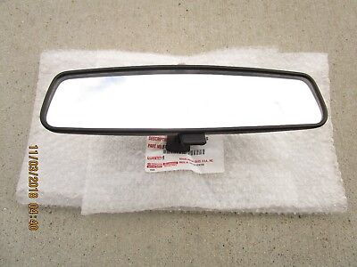 08 - 18 Toyota Sienna Base Rear View Manual Mirror Brand New