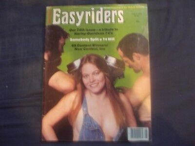 EASYRIDERS MAGAZINE,DAVID MANN CENTRE,HARLEY DAVIDSON,HELLS ANGELS,OUTLAWS,1%er