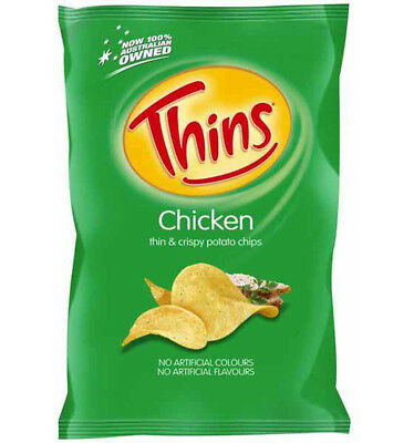 Thins Chicken 175g